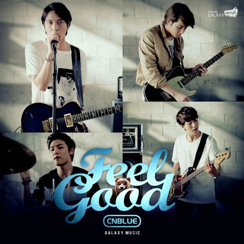 CNBLUE – Feel Good Lyrics [English, Romanization]