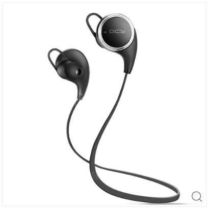 ▲QCY QY8 Handsfree Wireless Bluetooth Sports In-ear Headset Stereo Earphone