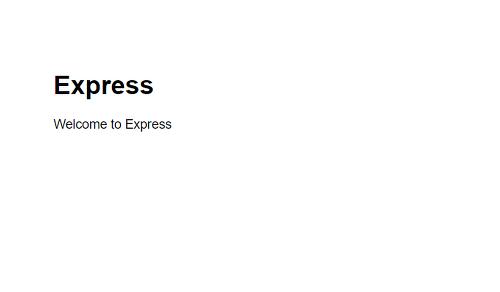 node js express 2  router 객체, res render 렌더링
