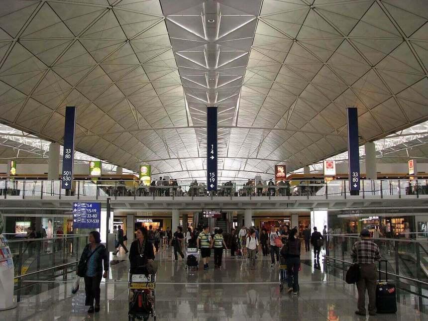 홍콩 공항