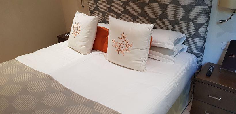La Pérouse(라 페루즈) 호텔 객실