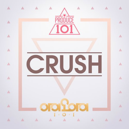 I.O.I – Crush Lyrics [English, Romanization]