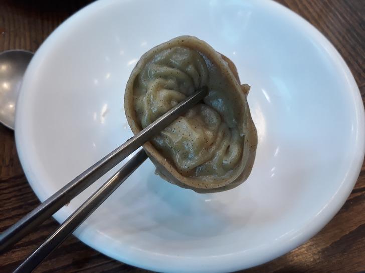 [제천맛집]미당광천막국수 - 메밀싹 올라간 건강하고 정성스런 막국수 맛집