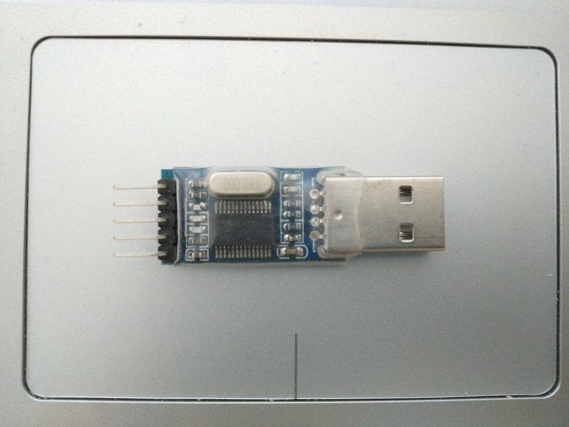 [SZH-CVBE-003] PL2303HX USB to TTL 컨버터 모듈
