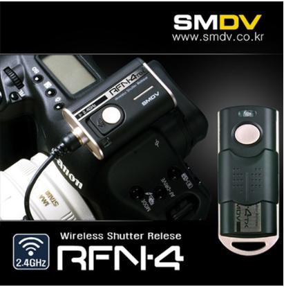 (ES) SMDV RFN-4 유무선릴리즈 RF-904 니콘D70 D80