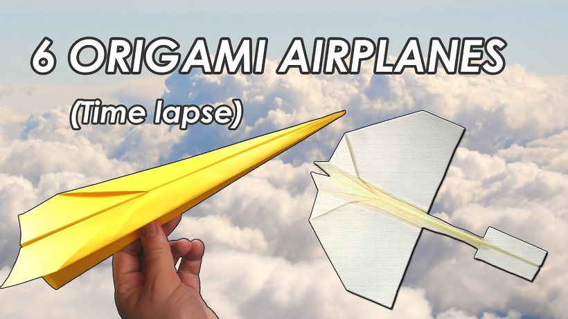 Easy Origami Airplane | Origami airplane, Easy origami for kids ... | 461x820