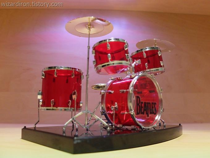 조립이 힘들지만 결과물이 멋진 아카데미 '크리스탈 드럼 세트'35