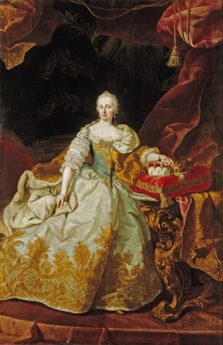 Empress Maria Theresia