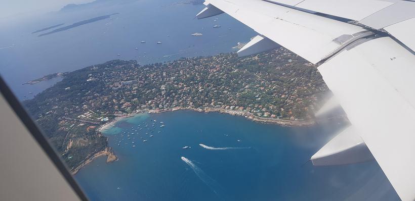 프랑스 국내선 비행기