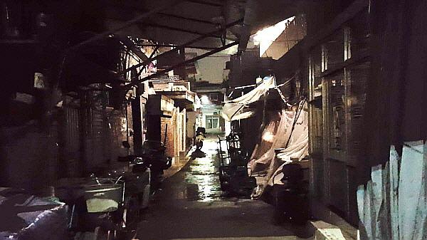 구로구 중국인 밀집지역