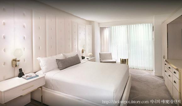 [라스베이거스 호텔 추천]전객실 스위트룸인 델라노 라스베이거스~♥4 라스베가스 여행