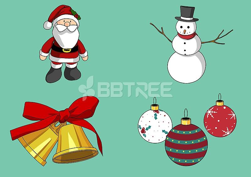 레트로 크리스마스