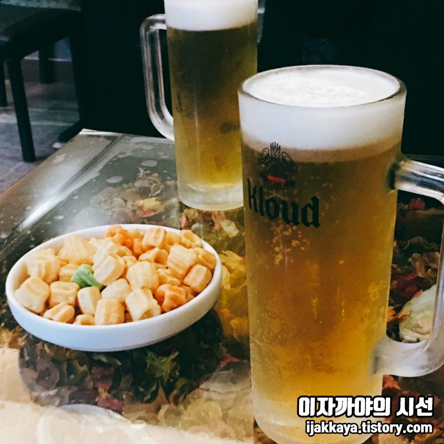 마포구청 맥주