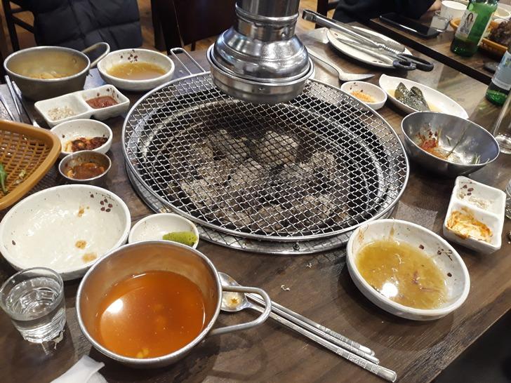 [오산맛집]민들레화로 - 육즙팡팡 쫄깃 최애(最愛) 갈매기살 맛집