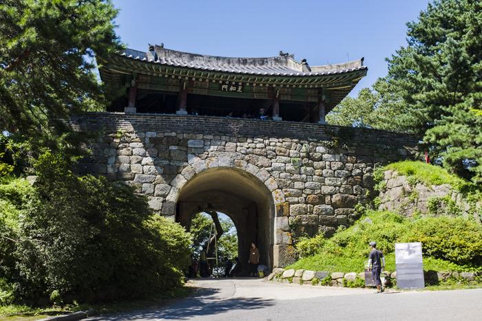 남한산성, 남문