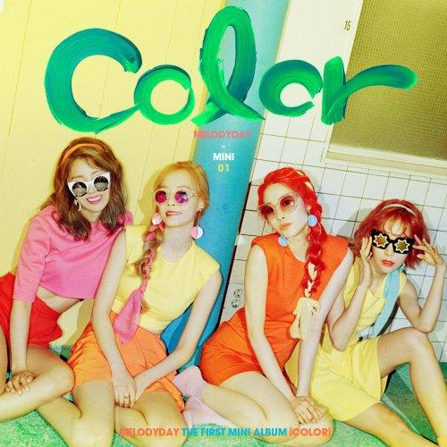 MELODYDAY – Color Lyrics [English, Romanization]