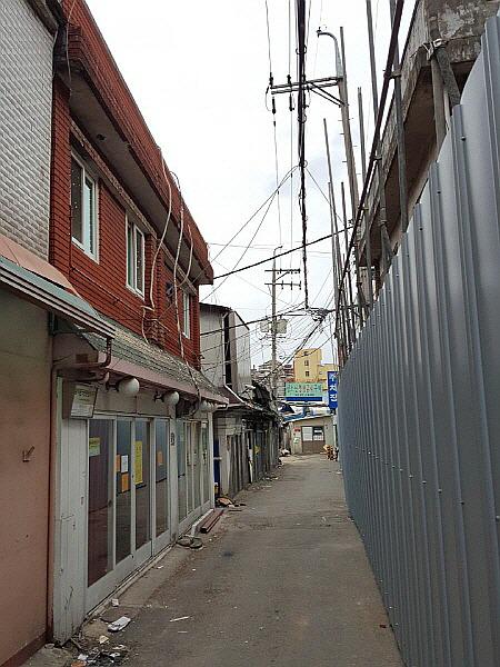 천호동 재개발지역 이주 진행 상황