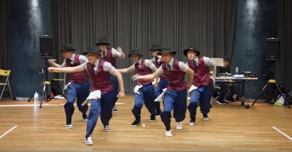 댄스팀 퍽보이즈