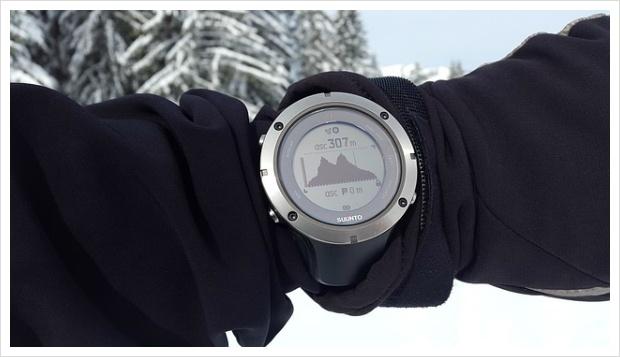 GPS 손목시계