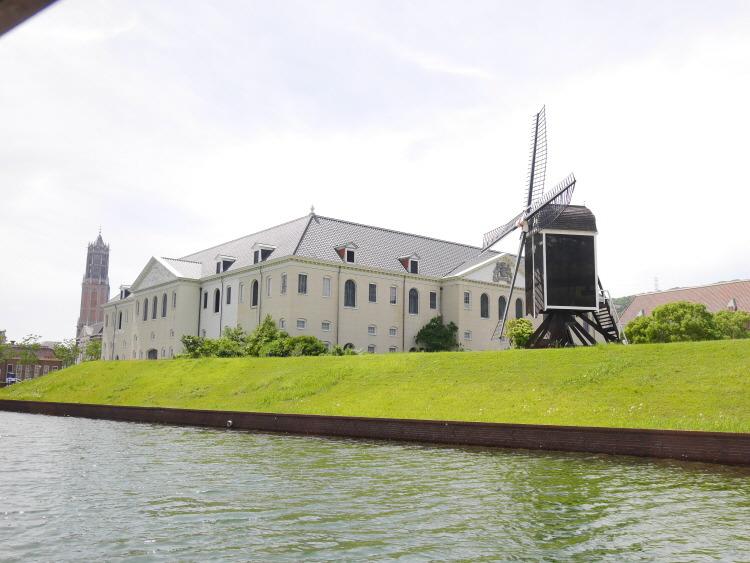 하우스 텐 보스(Huis Ten Bosch) 캐널크루즈