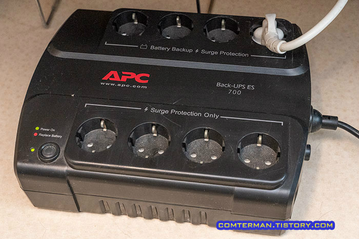 APC BE700-KR UPS