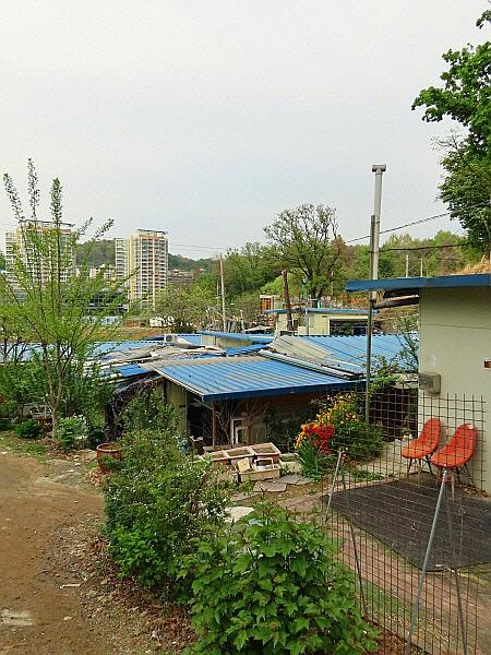 서울 서초구 방배동 사당역 달동네 - 방배 성뒤마을