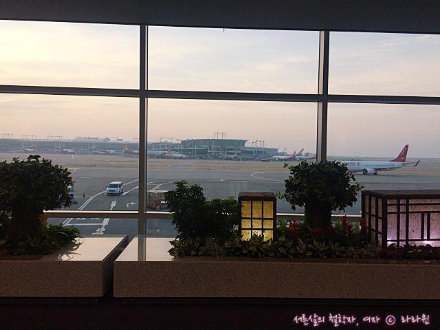 인천공항 새벽 도착