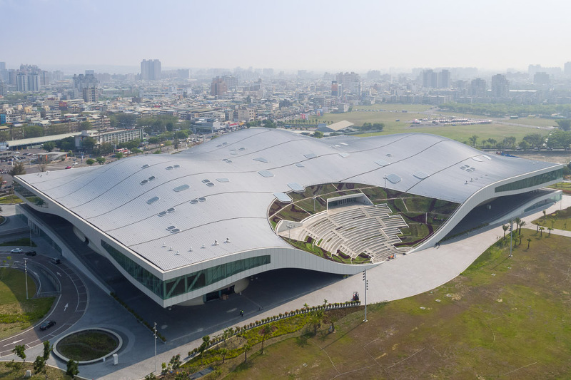 NATIONAL KAOHSIUNG CENTER FOR THE ARTS