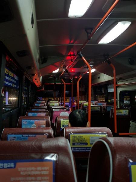 인천 청라 17-1 버스