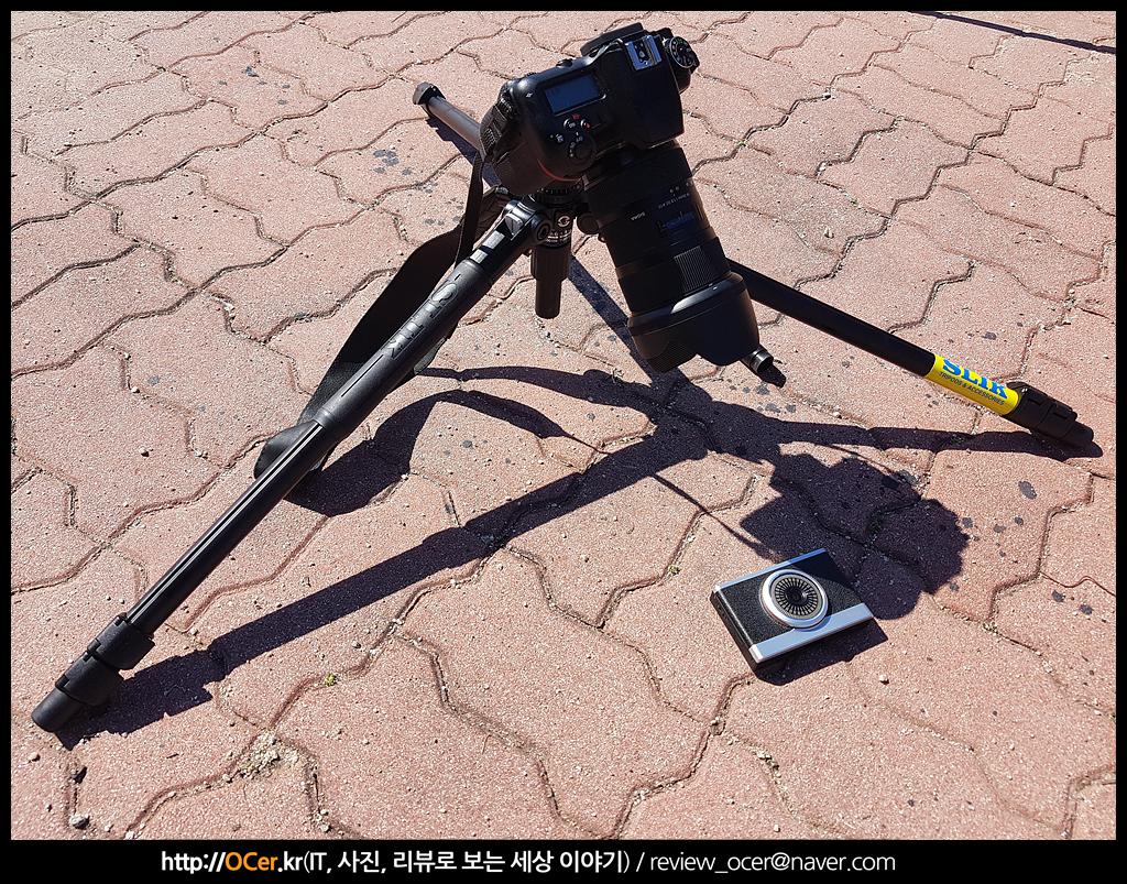 JOBY BALLHEAD 5K  ,국민삼각대  ,리뷰  ,사진  ,슬릭 PRO AL-323  ,슬릭 PRO AL-324  ,카메라  ,조비 볼헤드 5K
