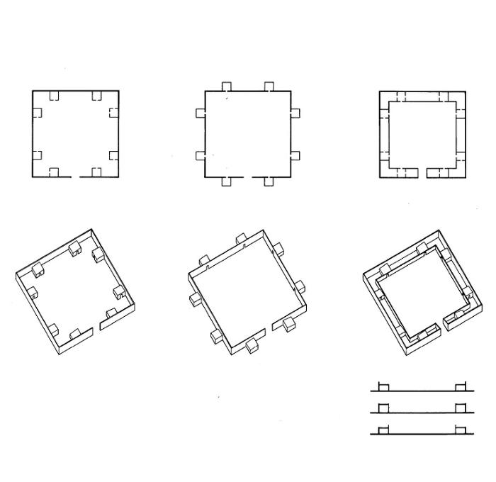 Donald Judd Architektur