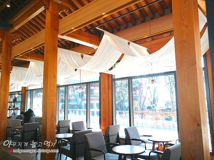 송도 센트럴파크 카페 할리스 커피 2