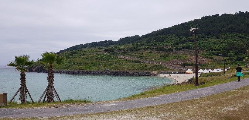 제주 함덕 해수욕장