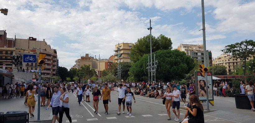바르셀로나 까르푸 사그라다 파밀리아 성당