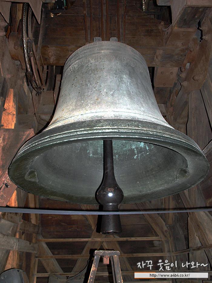 노트르담 대성당 종탑