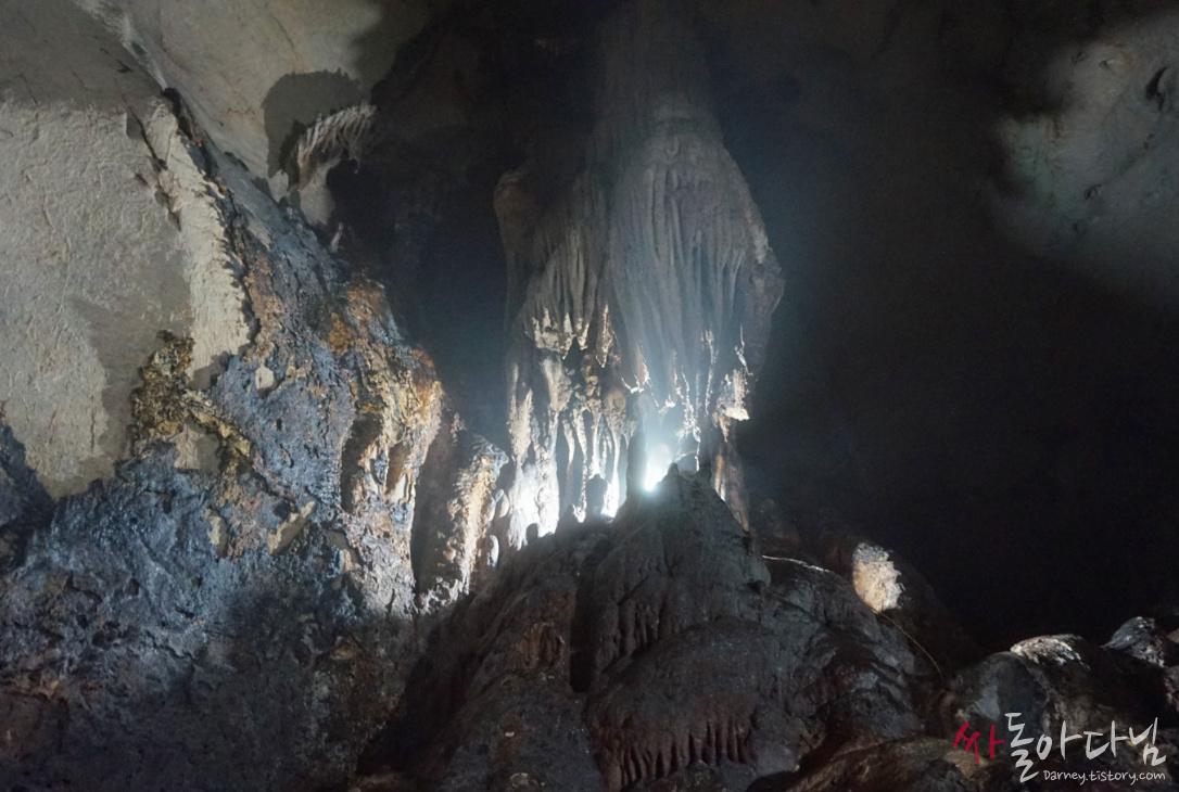 깟바 트룽 트랑 동굴(Trung Trang Cave)