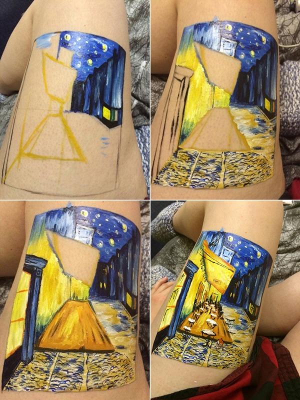 그림 그리는 과정