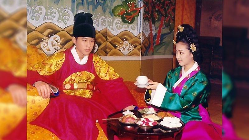 사진: KBS 드라마 중의 단종 연기. 단종은 12세에 왕이 되었다.