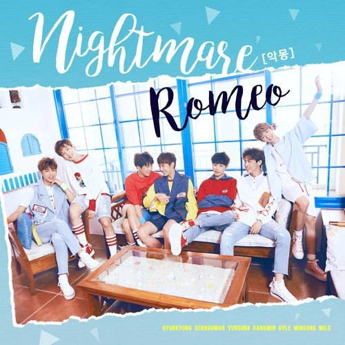 ROMEO – Nightmare Lyrics [English, Romanization]