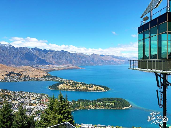 퀸스타운 루지 스카이라운지 퀸스타운뷔페 레스토랑 루지 newzealand queenstown skyline luge