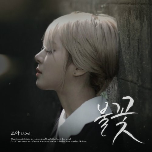 Cho A – Flame Lyrics [English, Romanization]
