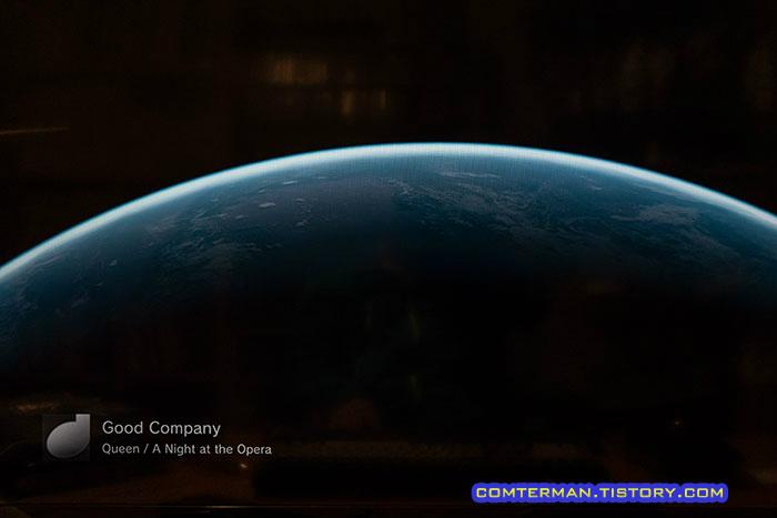 PS3 음악 재생 배경화면