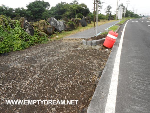 제주 환상 자전거길: 김녕성세기해변 인증센터 - 삼양해수욕장