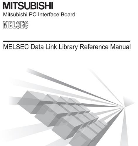 MELSEC Data Link Library Reference Manual