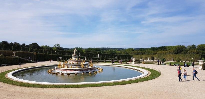 베르사유 궁전 정원 분수