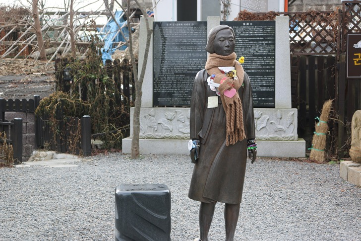 군산 동국사 - 가슴 아픈 역사의 흔적, 국내 유일 일본식 사찰