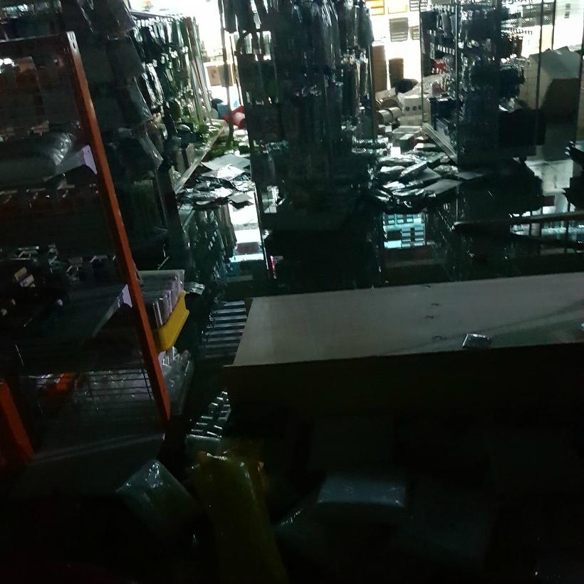 포항알파문구 지진
