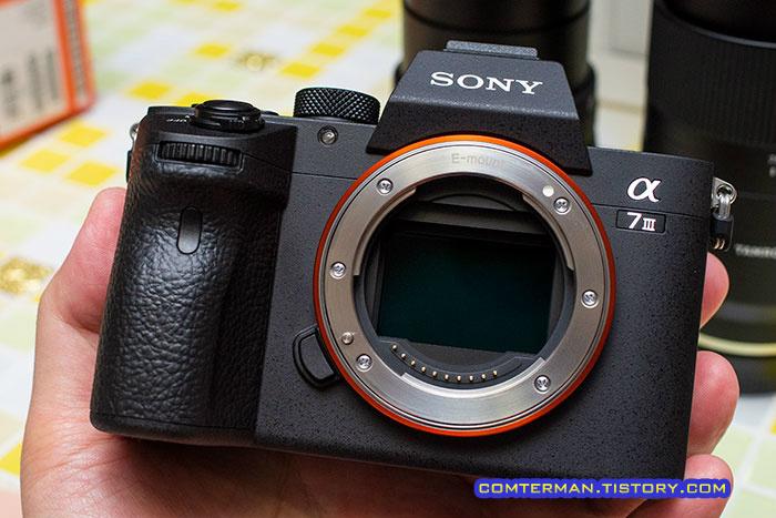 소니 A7M3 카메라
