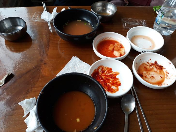 [동탄맛집]시루향기 - 24시 전주식 콩나물국밥 전문점