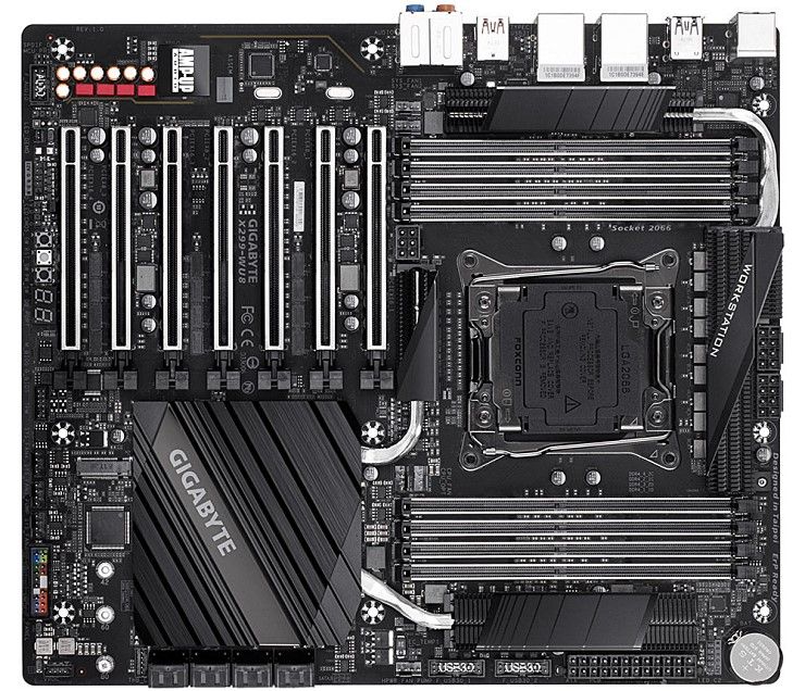 GA   X299 WU8 +Intel Core i9-9980XE Extreme Edition CPU 해킨토시 설치
